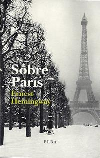 Libro SOBRE PARIS