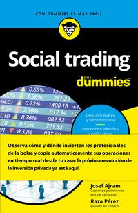 Libro SOCIAL TRADING PARA DUMMIES