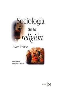 Libro SOCIOLOGIA DE LA RELIGION