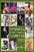 Libro SOCIOLOGIA DEL CANTE FLAMENCO