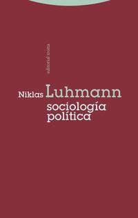 Libro SOCIOLOGIA POLITICA
