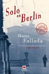 Libro SOLO EN BERLIN