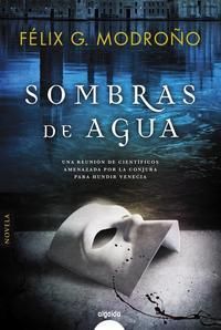 Libro SOMBRAS DE AGUA