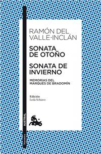 Libro SONATA DE OTOÑO // SONATA DE INVIERNO