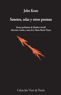 Libro SONETOS, ODAS Y OTROS POEMAS