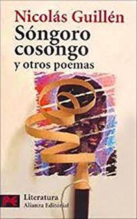 Libro SONGORO COSONGO Y OTROS POEMAS