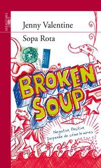 Libro SOPA ROTA