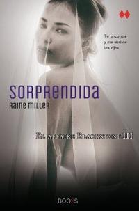 Libro SORPRENDIDA