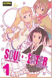 Libro SOUL EATER NOT! 01