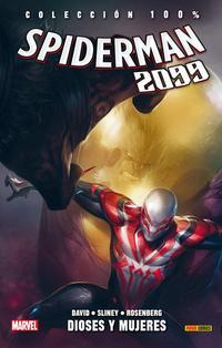 Libro SPIDERMAN 2099 4: DIOSES Y MUJERES