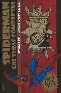 Libro SPIDERMAN. LAS TIRAS COMPLETAS Nº 1