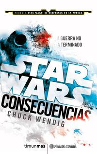 Libro STAR WARS CONSECUENCIAS