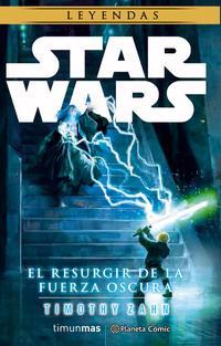 Libro STAR WARS EL RESURGIR DE LA FUERZA OSCURA