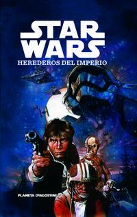 Libro STAR WARS HEREDEROS DEL IMPERIO