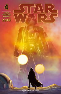 Libro STAR WARS Nº 04