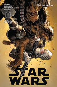 Libro STAR WARS Nº 11