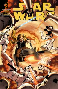 Libro STAR WARS Nº 3