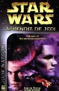 Libro STAR WARS, APRENDIZ DE JEDI: SENDERO DESCONOCIDO