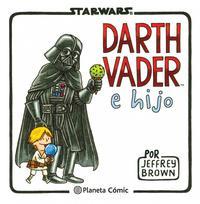 Libro STAR WARS. DARTH VADER E HIJO