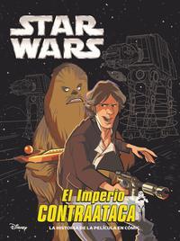 Libro STAR WARS: EL IMPERIO CONTRAATACA