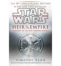 Libro STAR WARS: HEIR TO THE EMPIRE