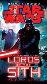 Libro STAR WARS: LORDS OF THE SITH