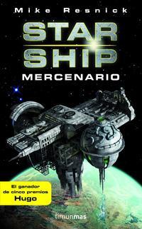 Libro STARSHIP Nº 3: MERCENARIO