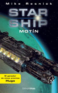 Libro STARSHIP: MOTIN