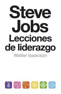 Libro STEVE JOBS: LECCIONES DE LIDERAZGO