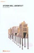 Libro STEVEN HOLL ARCHITECT