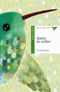 Libro SUERTE DE COLIBRI