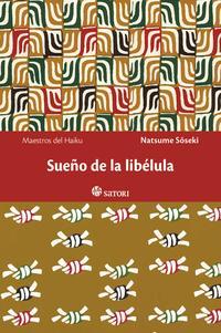 Libro SUEÑO DE LA LIBELULA