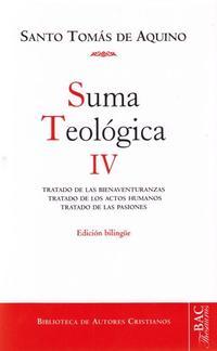 Libro SUMA TEOLOGICA IV