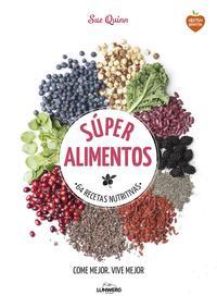 Libro SUPER ALIMENTOS: 64 RECETAS NUTRITIVAS