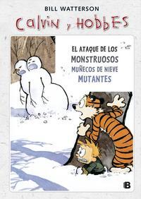 Libro SUPER CALVIN Y HOBBES Nº8: EL ATAQUE DE LOS MONSTRUOS MUÑECOS DE NIEVE MUTANTES