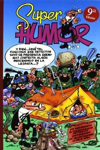 Libro SUPER HUMOR MORTADELO Nº 14: VARIAS HISTORIETAS