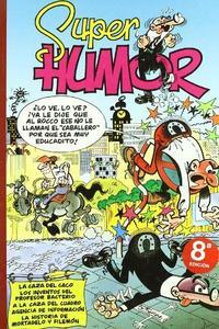 Libro SUPER HUMOR MORTADELO Nº 22: VARIAS HISTORIETAS
