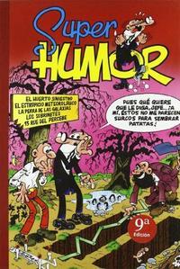 Libro SUPER HUMOR MORTADELO Nº 5: EL HUERTO SINIESTRO