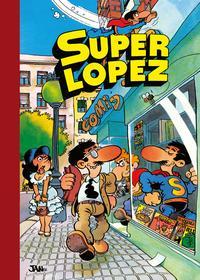 Libro SUPER HUMOR Nº 1: SUPER LOPEZ