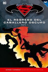 Libro SUPERMAN Y BATMAN Nº 05