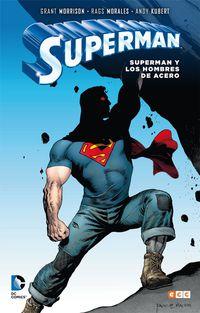 Libro SUPERMAN Y LOS HOMBRES DE ACERO