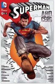 Libro SUPERMAN: AÑO CERO
