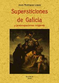 Libro SUPERSTICIONES DE GALICIA