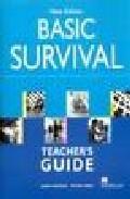 Libro SURVIVAL ENGLISH BASIC: TEACHER S GUIDE: LEVEL 2