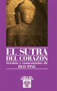Libro SUTRA DEL CORAZON