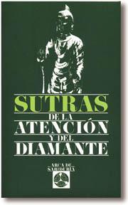 Libro SUTRAS DE LA ATENCION Y DEL DIAMANTE