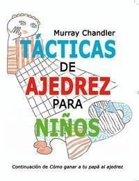 Libro TACTICAS DE AJEDREZ PARA NIÑOS