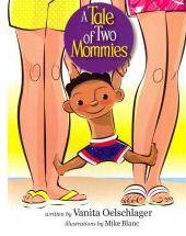 Libro TALE OF TWO MOMMIES