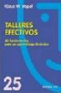 Libro TALLERES EFECTIVOS