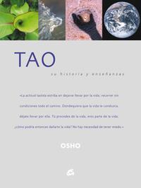 Libro TAO SU HISTORIA Y ENSEÑANZA